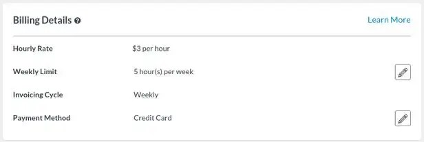 It\u0027s Now Easier to Manage Hourly Projects Freelancer Blog - freelancer invoice