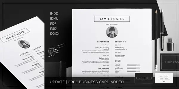 20 Resume Design Tips and Examples Freelancer Blog - Resume Design
