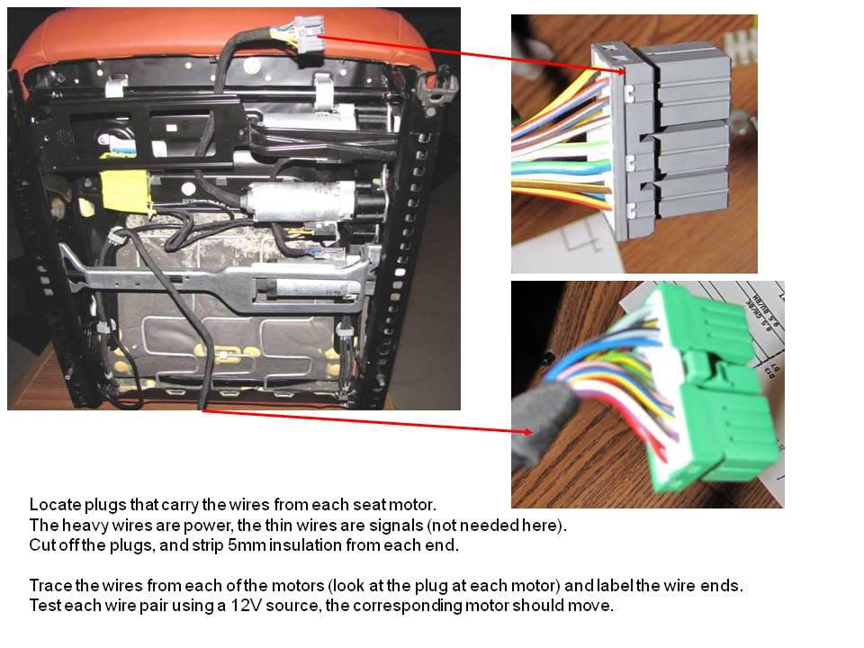 Saab Electric Seat Wiring Diagram Schematic Diagram Schematic