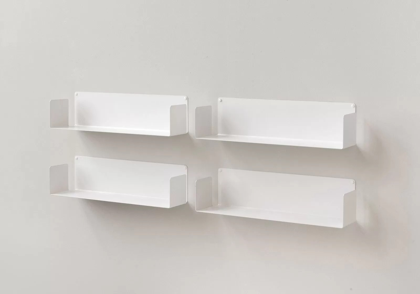 60 Cm Floating Shelves 60 Cm Set Of 4