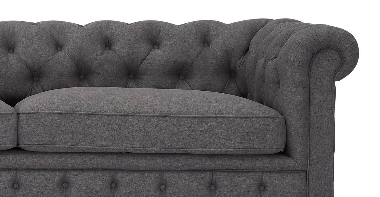 Sofa Fabric Chesterfield 98