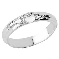 Small Crop Of White Gold Wedding Rings