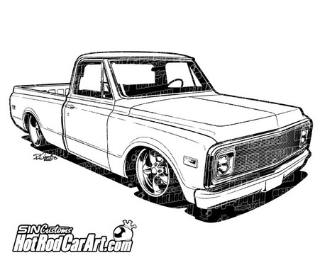 1964 ford short bed