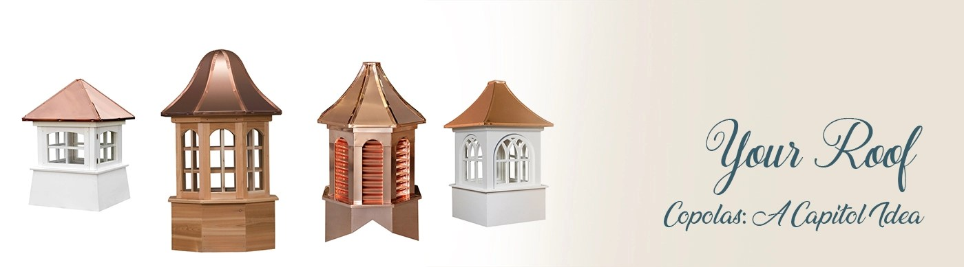 Cupolas an American Artform
