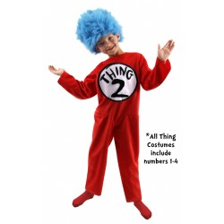 Small Crop Of Thing 1 And Thing 2 Costume