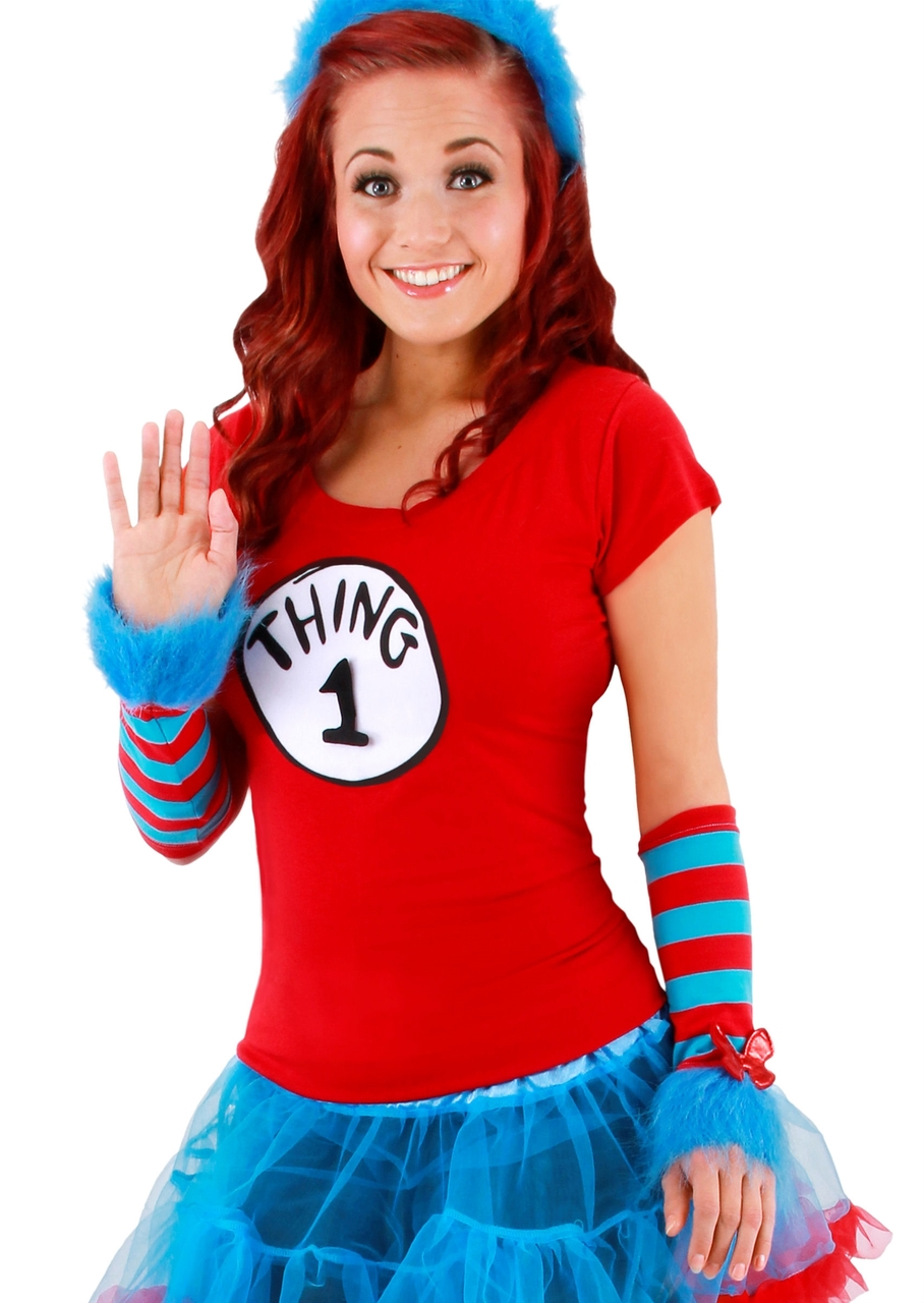 Fullsize Of Thing 1 Costume