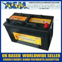 MONBAT 643 Formula HD Battery 95AH 650A, Heavy Duty ...