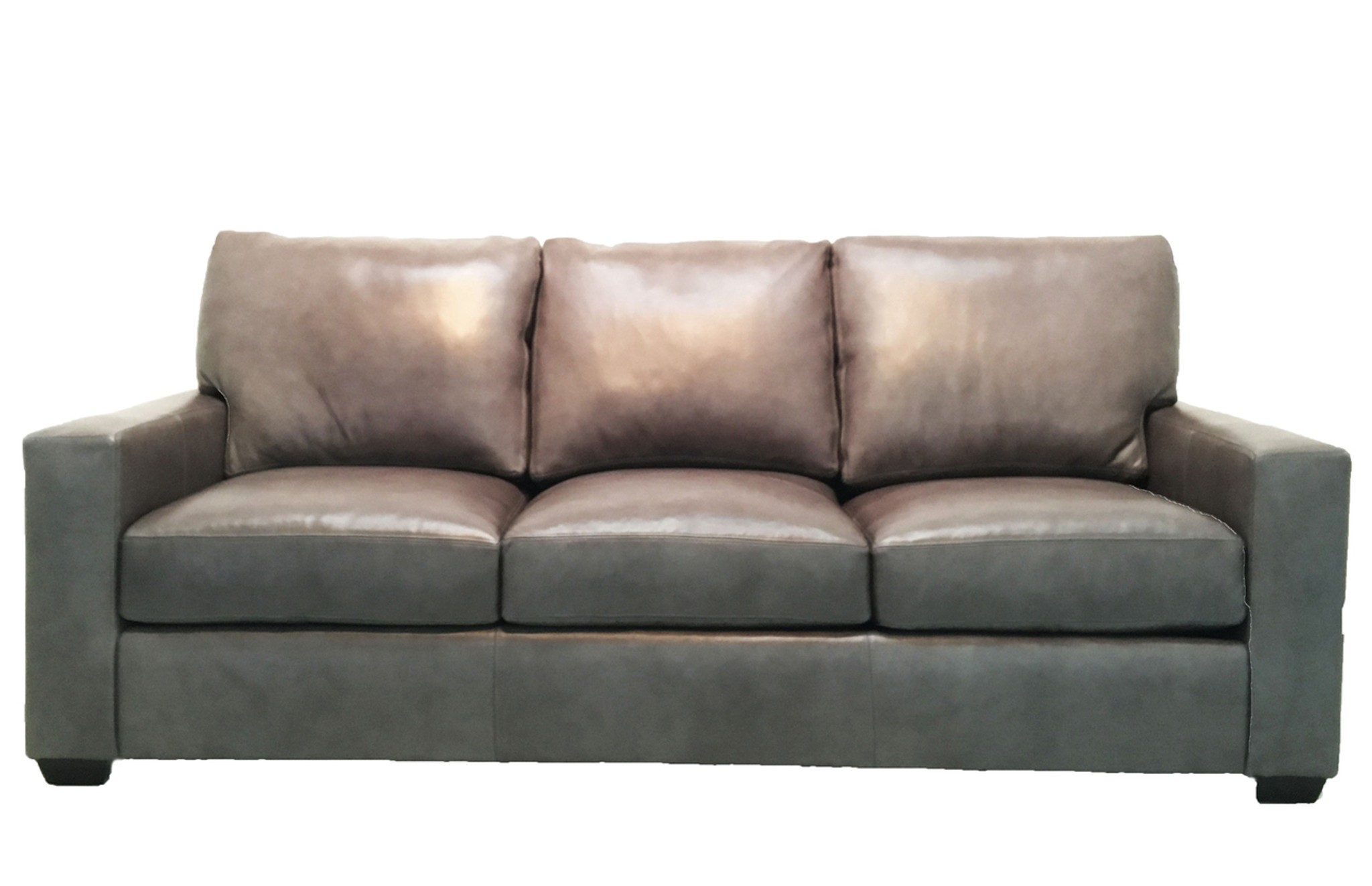 Designer Leather Sofas For Sale Designer Choice Program Leather Sofa American Heritage