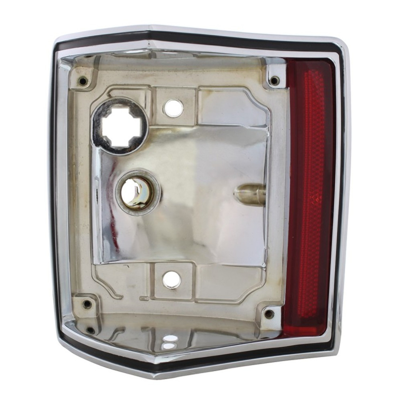 1970 El Camino Led Tail Lights 1970 72 El Camino Station Wagon Chrome Tail Light Housing Left Driver Side