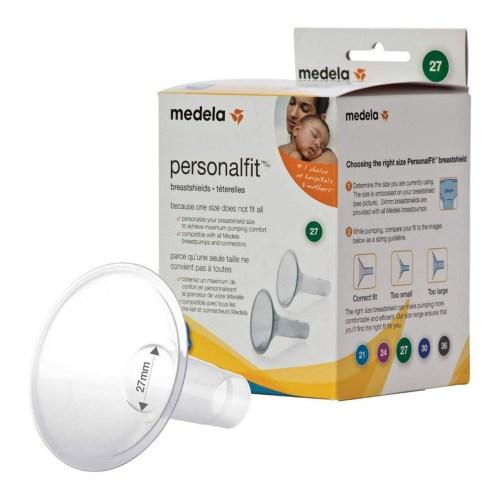 Medium Of Medela Breast Shield