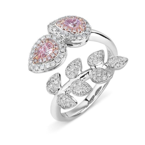 Medium Crop Of Pink Engagement Rings