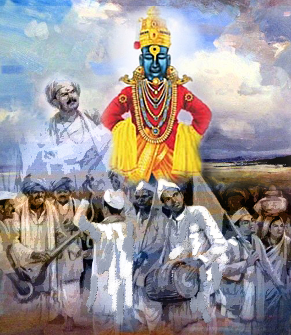 Shivaji Maharaj Full Hd Wallpaper Buy Vitthal By Vekkas Mahalley Rs 7190 Code Art Vsmy121