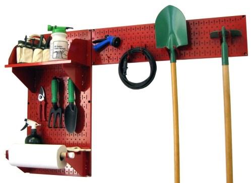 Medium Of Garden Tool Organizer