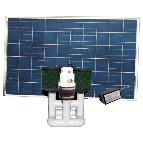 Medium Of Solar Pond Pump