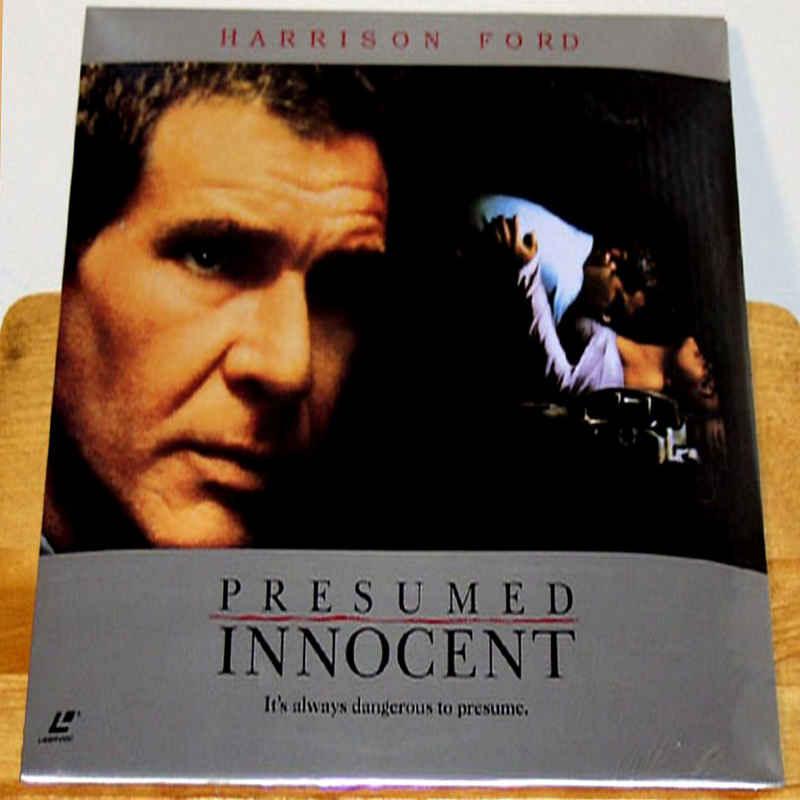 Presumed Innocent LaserDisc, Rare LaserDiscs, Widescreen Editions