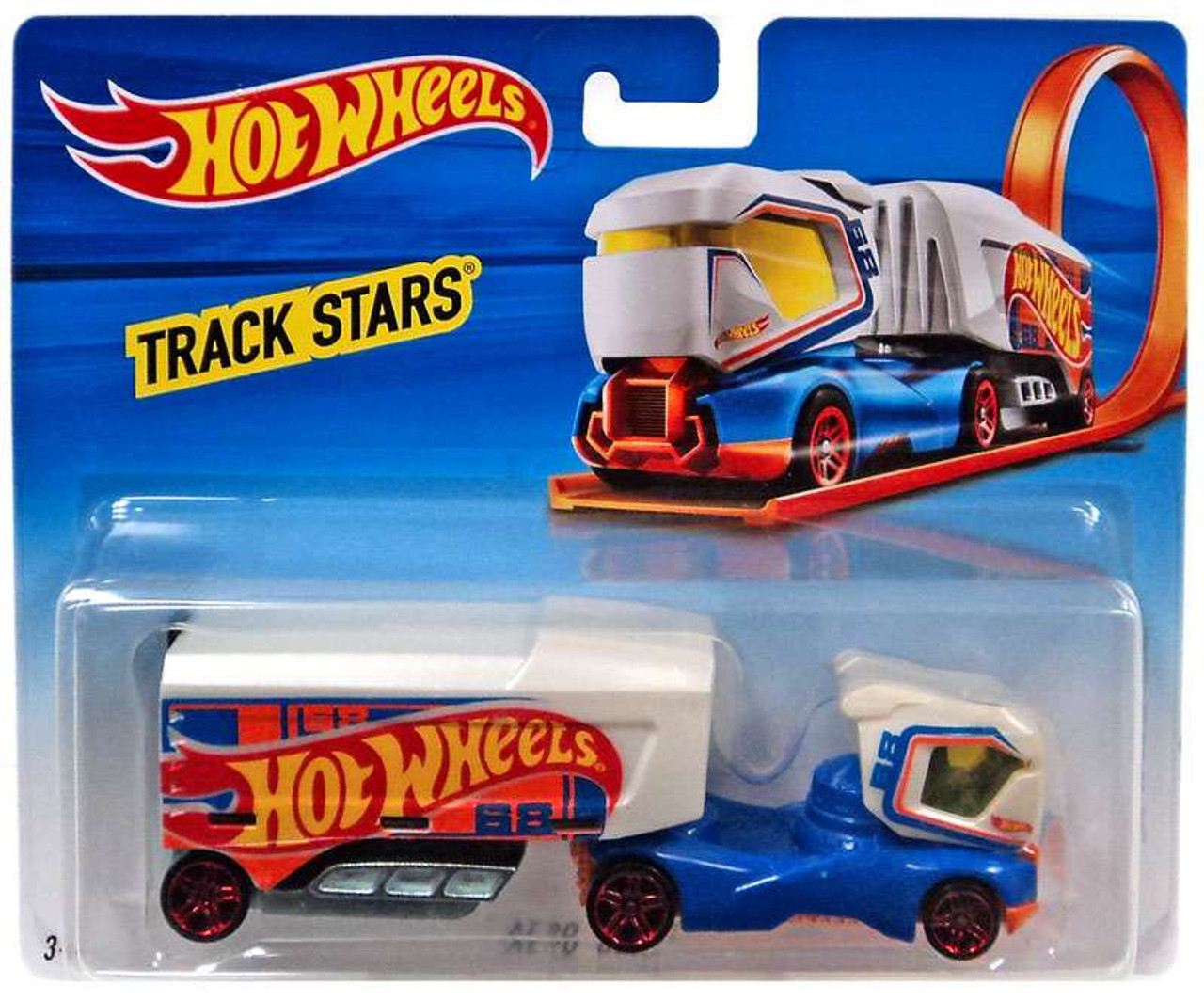 Hot Wheels Track Stars Aero Blast 164 Die Cast Car Mattel