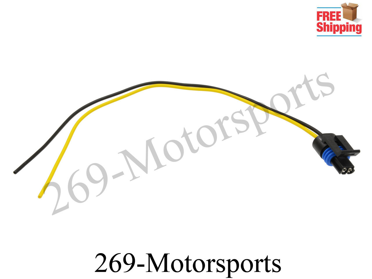 gm wiring pigtail connectors
