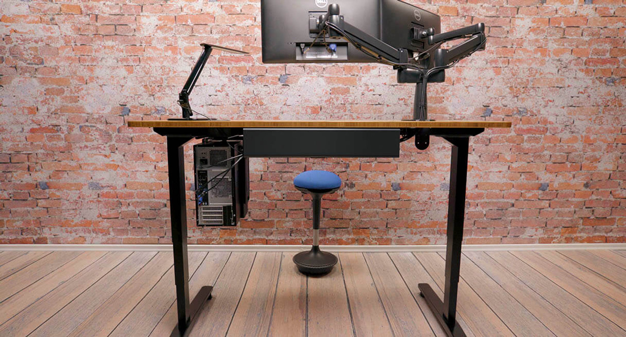 Shop Uplift Standing Desk Advanced Wire Management Kits