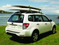 SUP Roof Rack | 2 SUP Car Rack | Removable ...