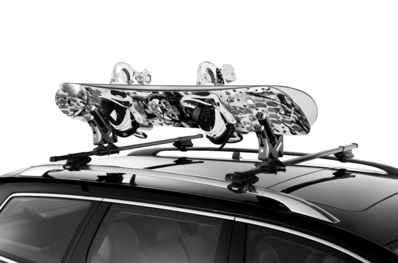 Thule Universal Snowboard Carrier 2 Board Roof Rack