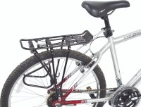 Rear Wheel Bike Rack | Bag and Pannier Holder ...