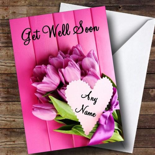 Medium Of Get Well Soon Card