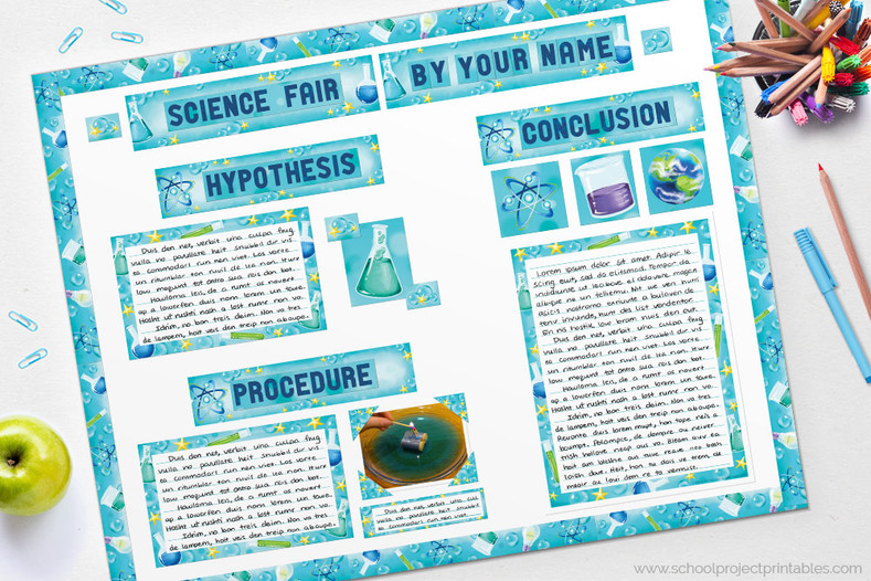 science fair poster - Tikirreitschule-pegasus - science fair poster example