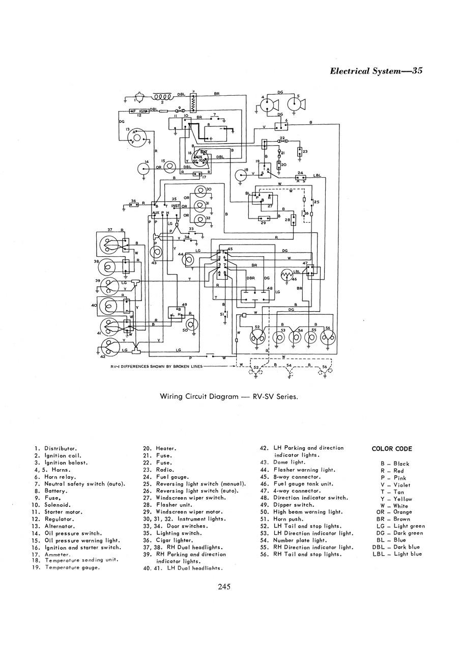 desoto gas gauge wiring diagram