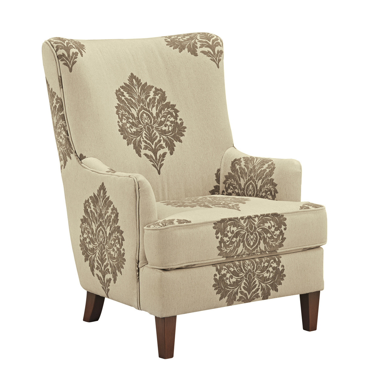 Cecily High Back Accent Chair Cb Furniture