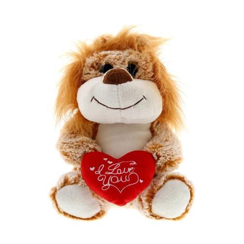 Medium Crop Of Lion Stuffed Animal