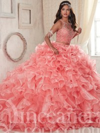Tiffany Two Piece Ball Gown Quinceanera Dress 26830 ...