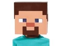 Minecraft Steve Head Mask   Houseofhauntz.com