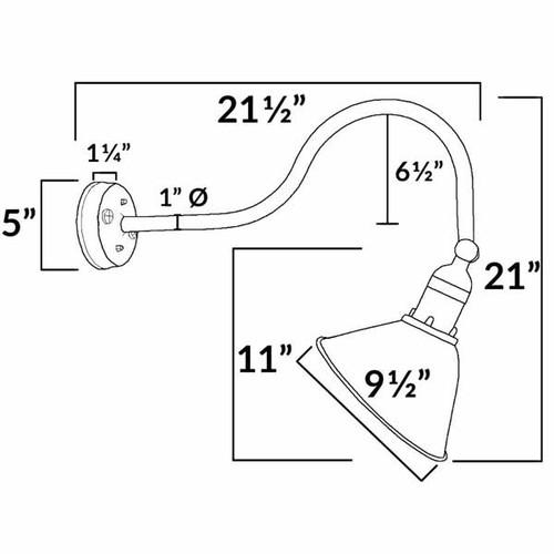 mini photocell sensor for outdoor lights