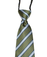 "Men's Zipper Ties for 5'5"" Tall or less"