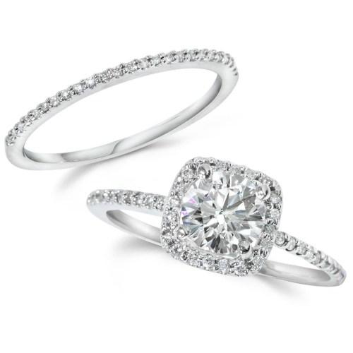 Medium Crop Of Wedding Ring Sets