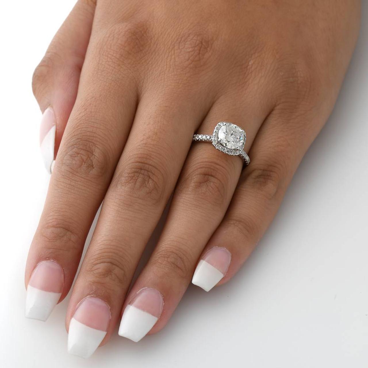 Fullsize Of 2 Carat Diamond Ring