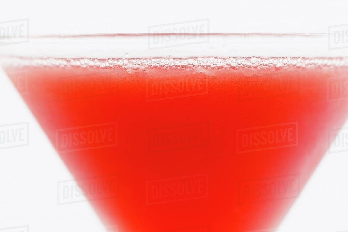 Fullsize Of Cranberry Juice And Vodka