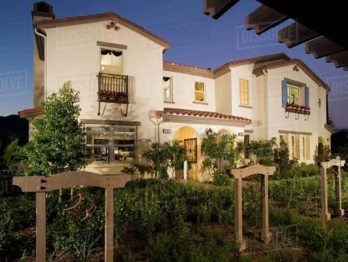 Medium Of Spanish Style Home