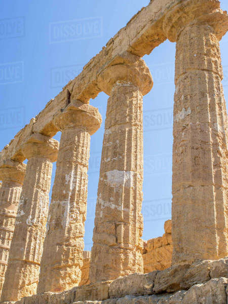 Temple of Concord, Greek ruins of Agrigento, UNESCO World Heritage
