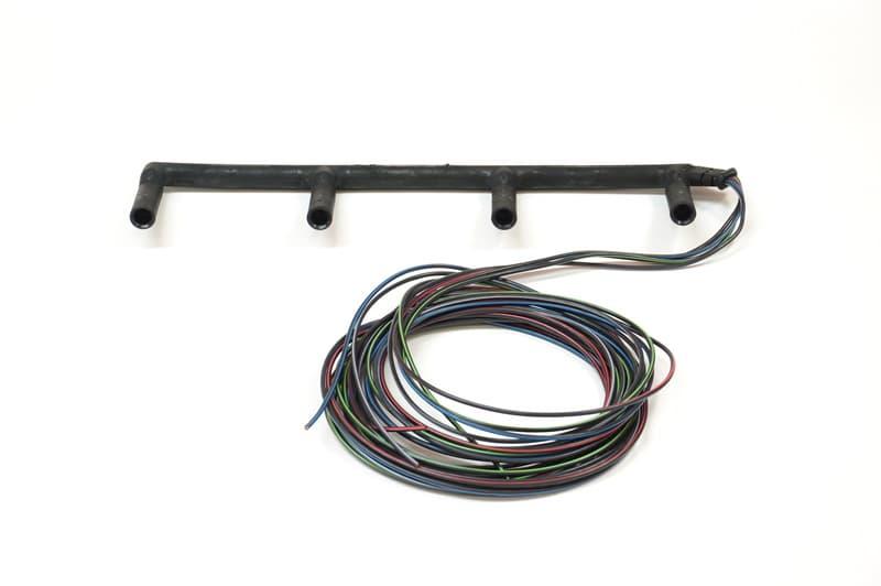 Diesel Glow Plug Wiring Harness 038971782C - Genuine VW/Audi