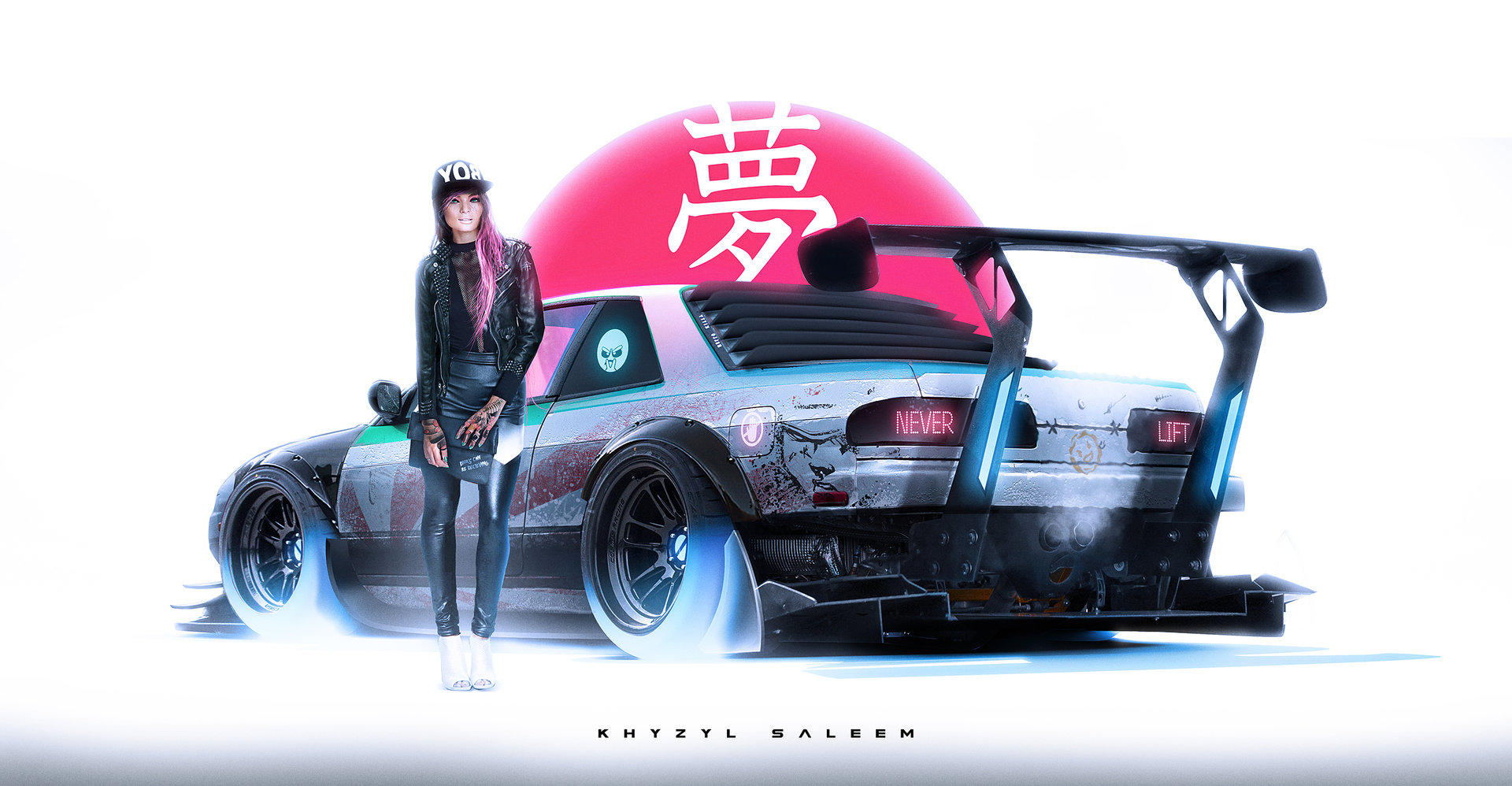Cool Cars Drifting Wallpapers Hd Artstation Hope For The Future Khyzyl Saleem