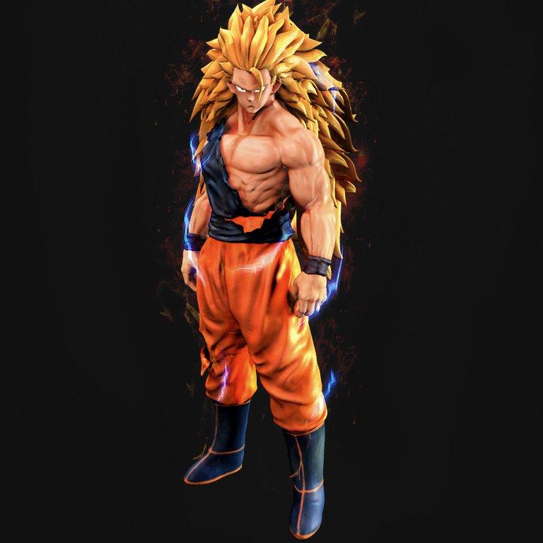 Avatar Aang Wallpaper Hd Mars Goku Super Saiyan