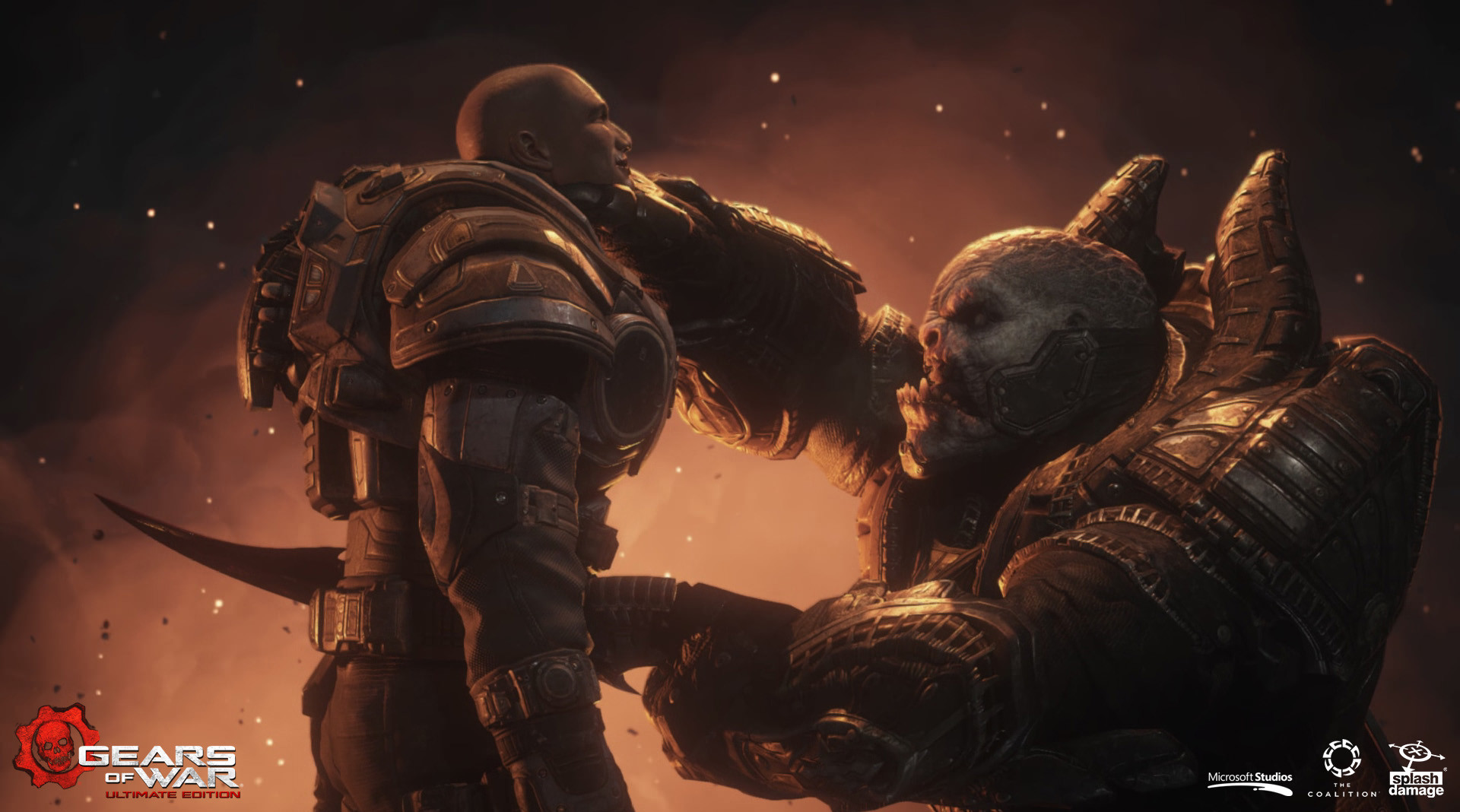 De Raam Of Het Raam Artstation Gears Of War Ultimate Edition Raam Update