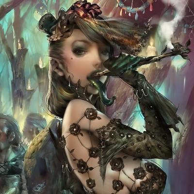 Dream Girl Wallpaper Hd Evan Lee