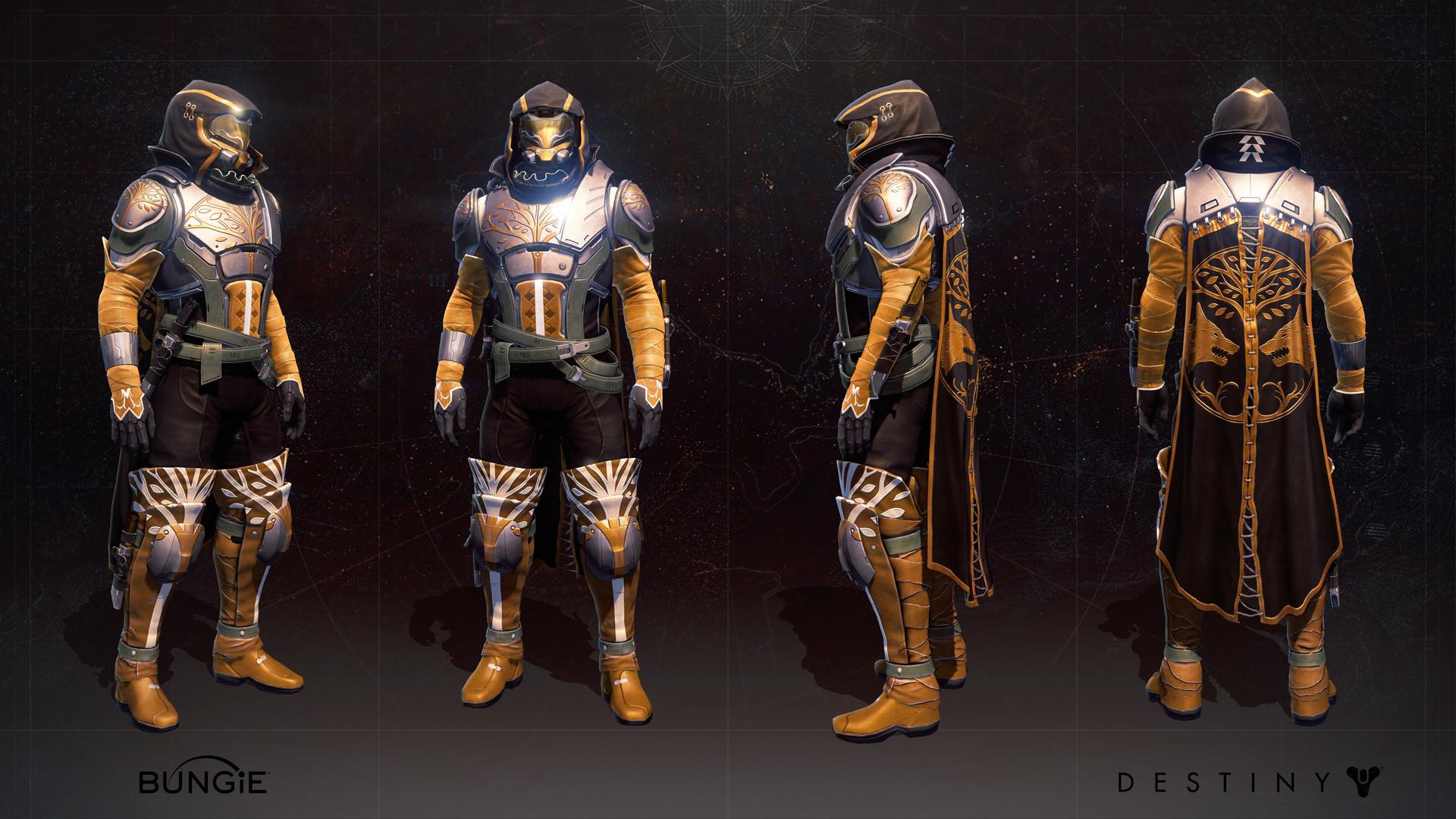 Destiny Kings Fall Wallpaper Artstation Destiny House Of Wolves Hunter Iron