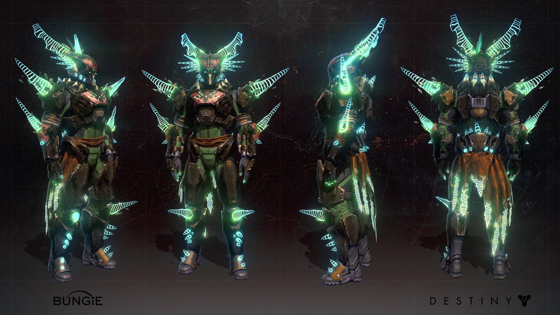 Destiny 2 Kings Fall Wallpaper Artstation Destiny Age Of Triumph Titan Willbreaker
