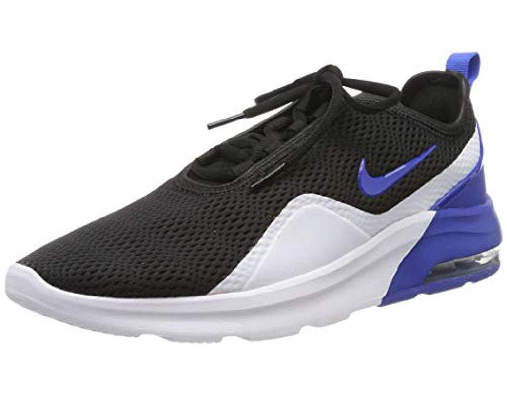 Air Max Running Men S Black Air Max Motion 2 Running Shoes