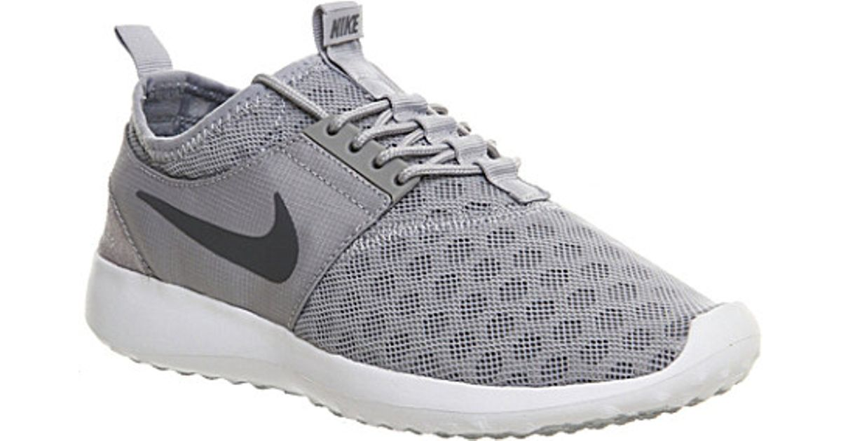 Nike Juvenate Lyst - Nike Juvenate Mesh Trainers In Gray For Men