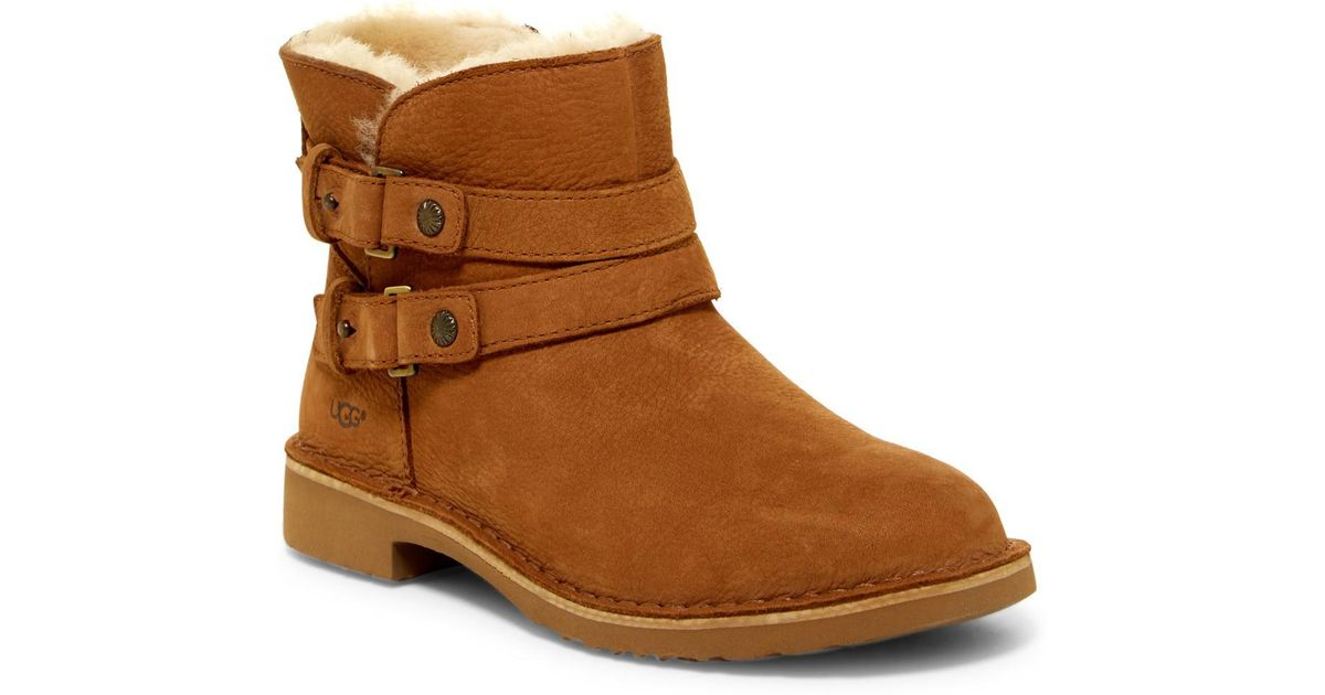 Lyst Ugg Aliso Uggpure Boot In Brown