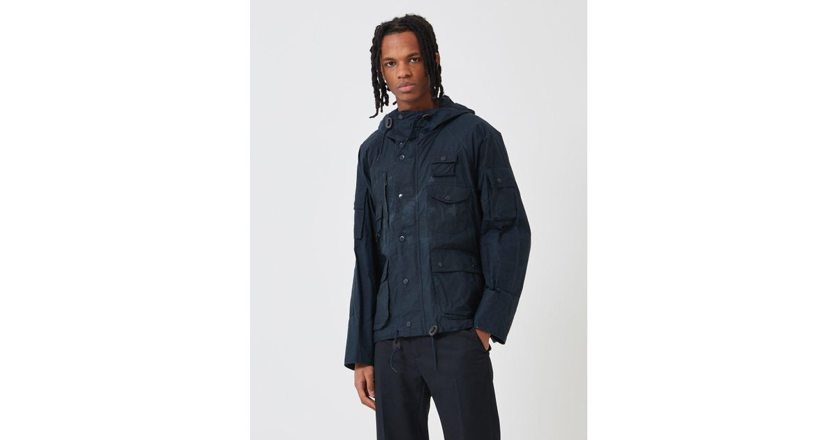 Lyst Barbour X Engineered Garments Thompson Jacket In